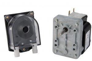 Doseerpomp, compleet 230V, 420 ml / min, corr. GEA / Westfalia Tanks,3300-0223-483
