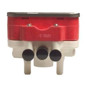DEC electronische pulsator 24V rood