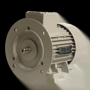 Motor, IP 55, IE1, groot, van 0,75 kW t/m 1,1 kW