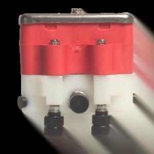 Electronische pulsator 24V Strangko rood