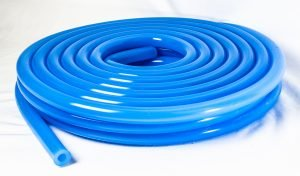 Silicone slang transparant blauw passend Fullwood