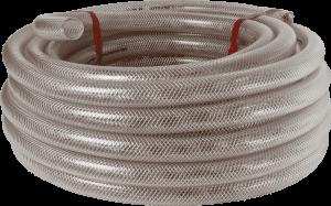 Melkslang PVC met inlage 28 x 36 mm 25m/rol corr. Westfalia