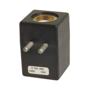 Spoel vacuümventiel 12W-12V =DC