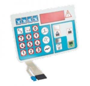 Keypad Melkmeter corr. Afikim MM95 & Fullwood 21902-94731