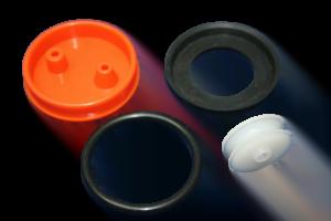 Reparatie set voor afnamecylinder corr. Surge EAS