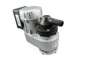 SIREM roerwerkmotor R1C 245 NP7 B corr. Packo Fullwood 23 rpm