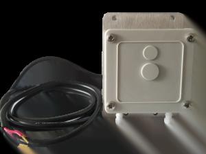 Doseerpomp type DL, 24 V = DC, 500 ml/m, corr. melkrobots Delaval